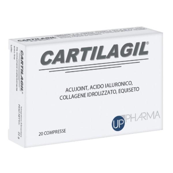 Cartilagil 20 Compresse - Integratore Alimentare