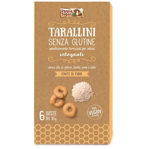 PUGLIA SAP.Tarallini Int.6x30g