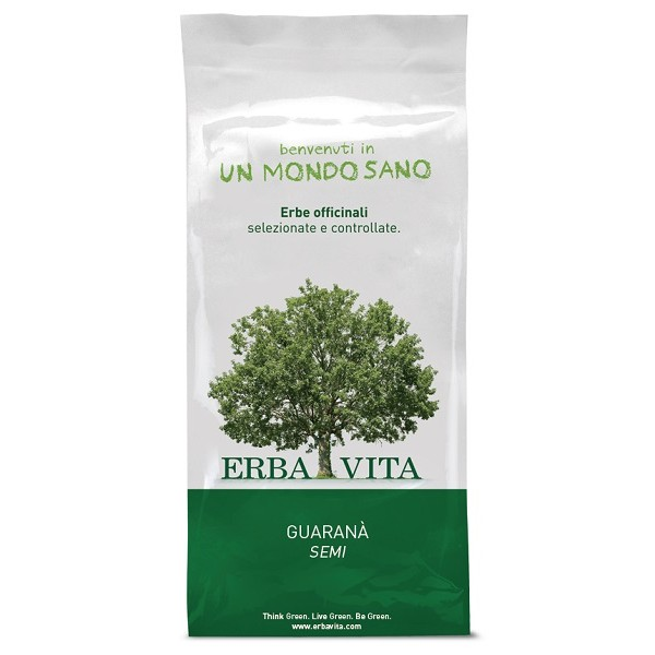 Erba Vita Guarana' Semi Polvere 100 grammi