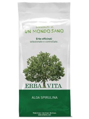 Erba Vita Alga Spirulina Polvere 100 grammi - Integratore Ricostituente