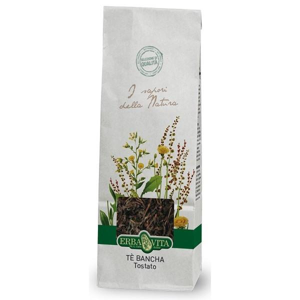 Erba Vita The Bancha Tostato 100 grammi - Integratore Antiossidante