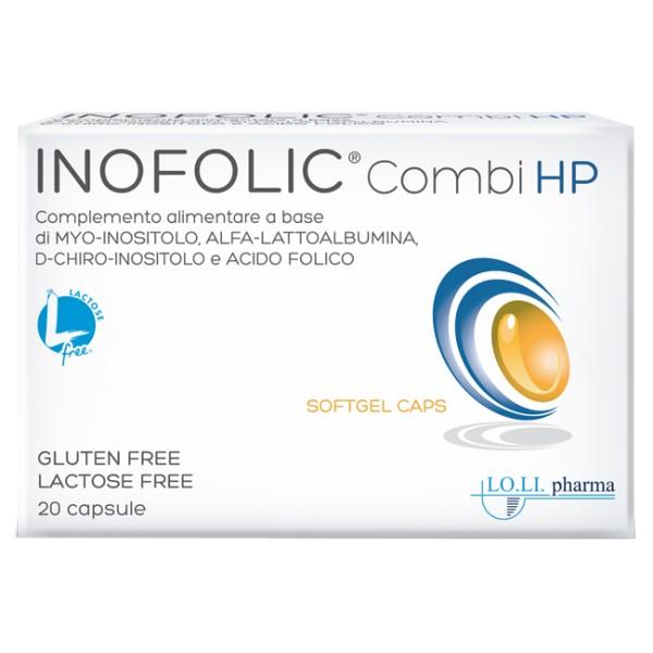 Inofolic Combi HP 20 Capsule - Integratore Alimentare