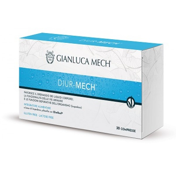 Diur-Mech 30 Compresse - Integratore Alimentare