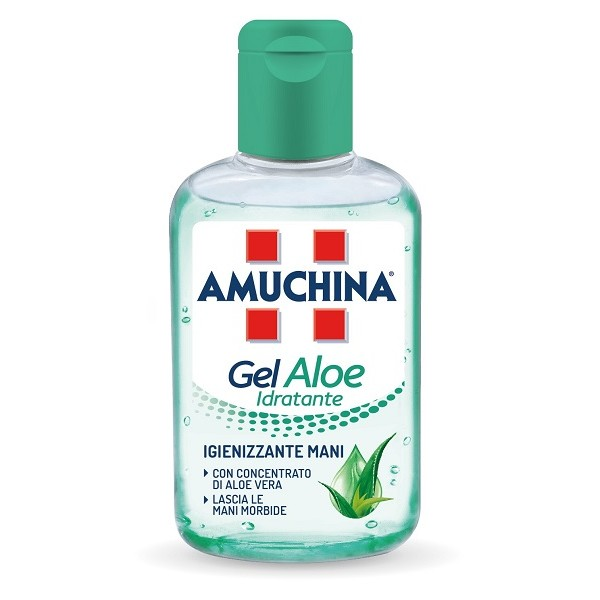 Amuchina Gel Aloe Igienizzante Mani 80 ml