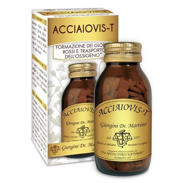 Acciaiovis-T 50 Pastiglie Dr. Giorgini - Integratore Gravidanza