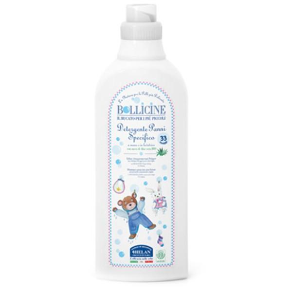 Bollicine Detergenti Panni a Mano e in Lavatrice 1000 ml