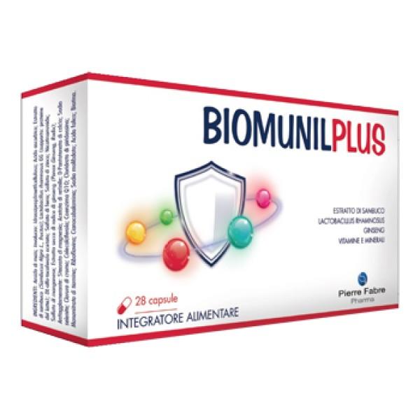 Biomunilplus 28 Capsule - Integratore Sistema Immunitario