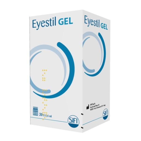EYESTIL Gel Oft.30x0,4ml
