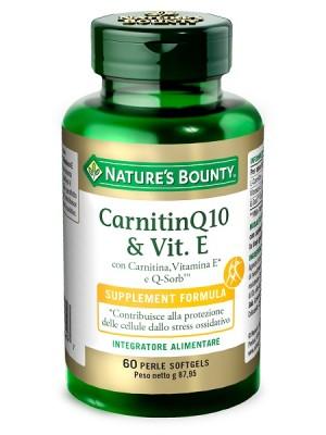 NATURE'S B.Carnitene Q-10-100