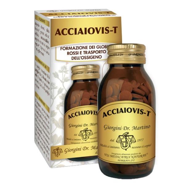Acciaiovis-T 60 Pastiglie Dr. Giorgini - Integratore Gravidanza