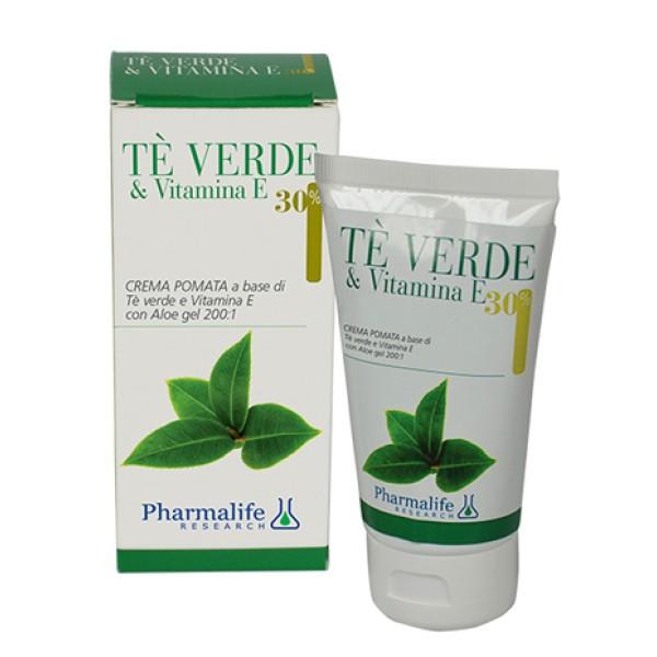 CREMA POMATA The Verde & Vitam.E 75ml