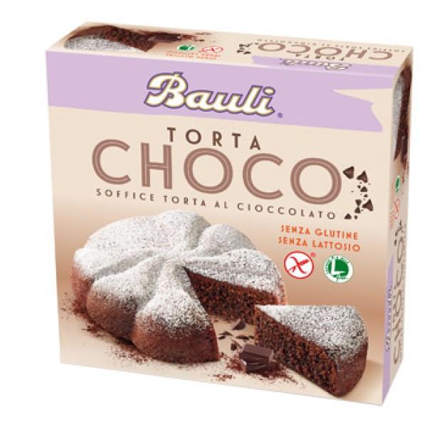 BAULI Torta Choco S/G 420g