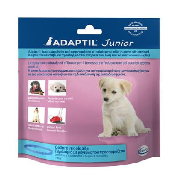 Adaptil Junior Collare per Cani Calmante per Cuccioli