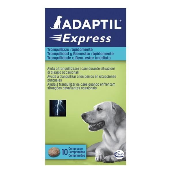 Adaptil 10 Compresse - Integratore Antistress Cani