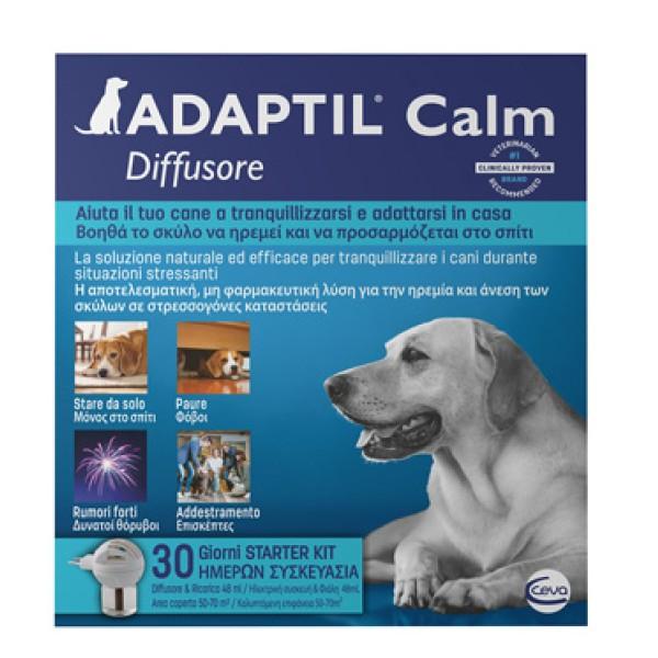 Adaptil Diffusore Antistress con Ricarica Cani 48 ml