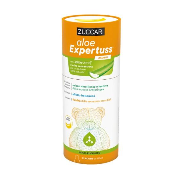 Zuccari Aloe Expertuss Bambini Banana 150 ml