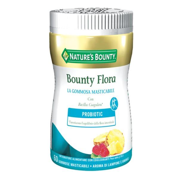 NATURE'S B.Bounty Flora 60Gomm