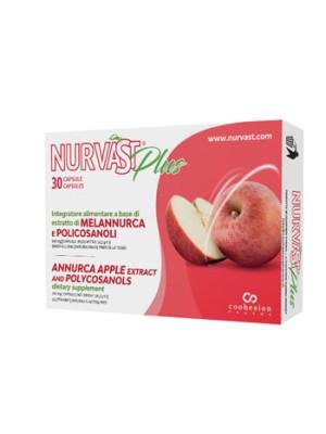 Nurvast Plus 30 Capsule - Integratore per il Colesterolo