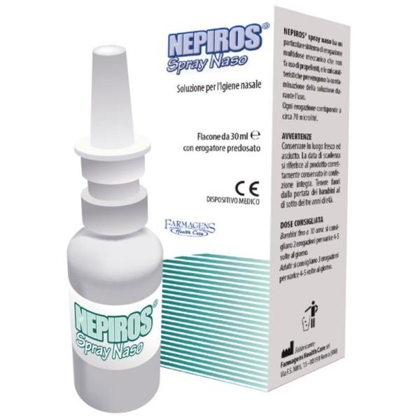 NEPIROS Spray Naso 30ml