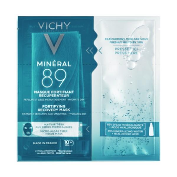 Vichy Mineral 89 Tissue Mask 29 grammi