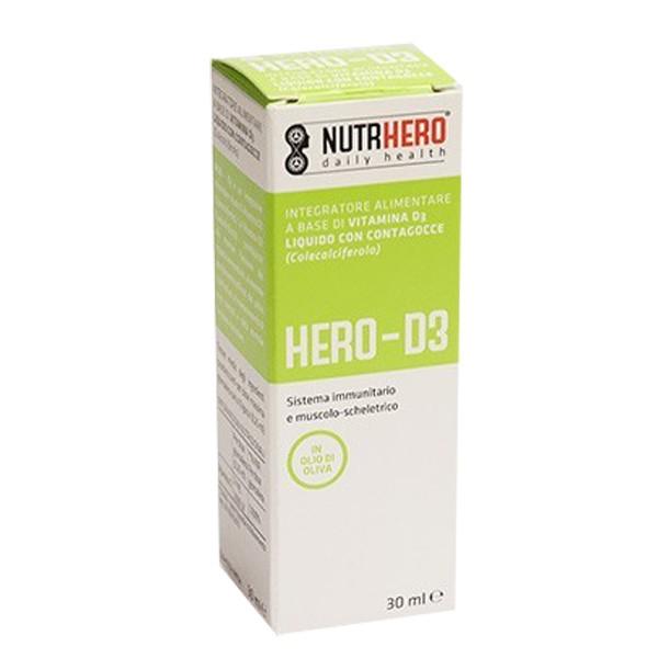 HERO D3 Gocce 30ml