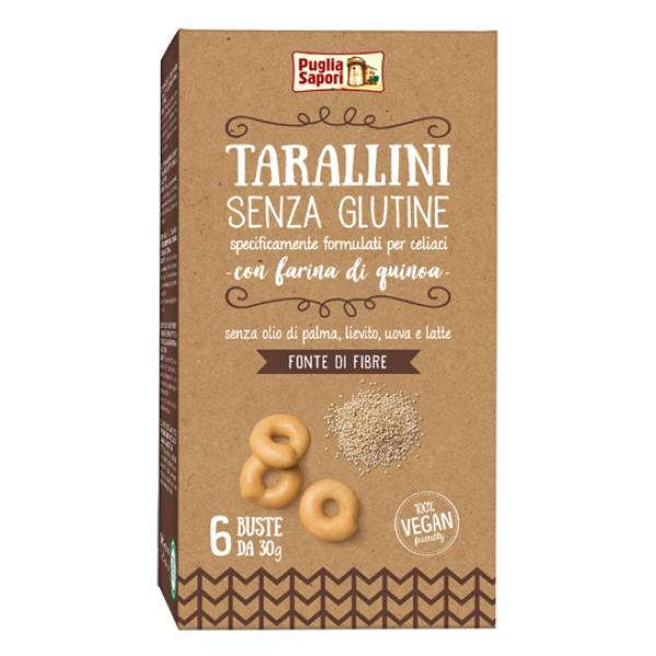 PUGLIA SAP.Tarallini Quinoa