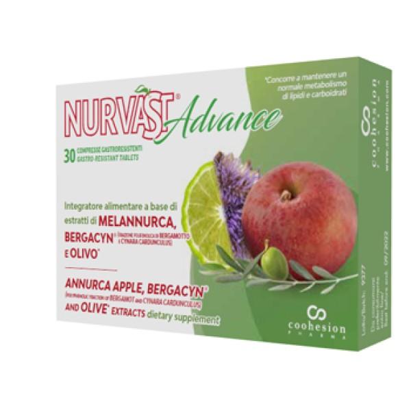 Nurvast Advance 30 Compresse - Integratore Alimentare