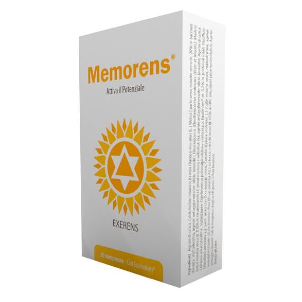 MEMORENS 30 Cpr