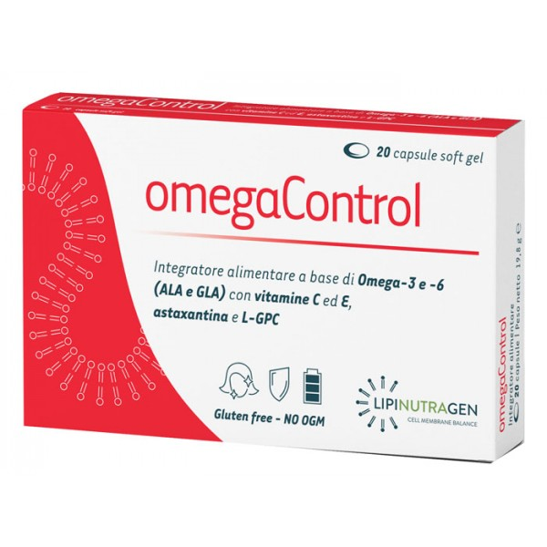 OMEGA Control 20 Cps