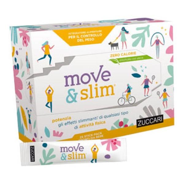 Move & Slim 25 Stick - Integratore Alimentare