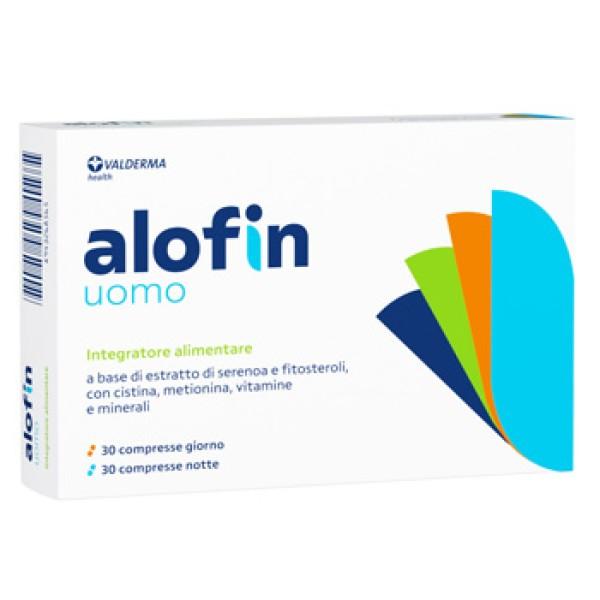 Alofin Uomo 30 + 30 Compresse - Integratore Alimentare