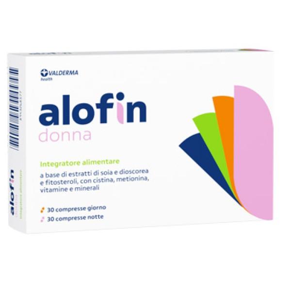 Alofin Donna 30 + 30 Compresse - Integratore Alimentare