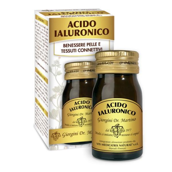 Acido Ialuronico 60 Pastiglie Dr. Giorgini - Integratore Benessere della Pelle