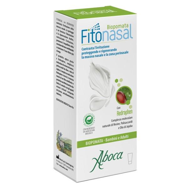 Aboca Fitonasal Bio Pomata Nasale Lenitiva 10 ml