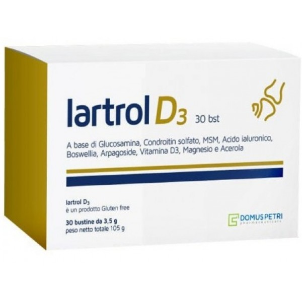 IARTROL D3 30 Bust.3,5g