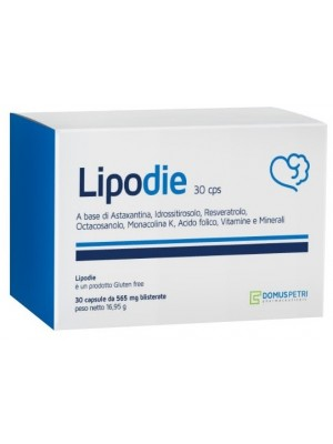 LIPODIE 30 Cps