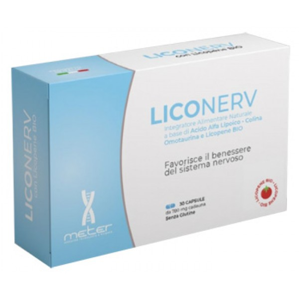 LICONERV 30 Cps