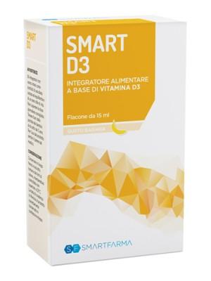 SMARTD3 Vit.D3 Gtt 15ml