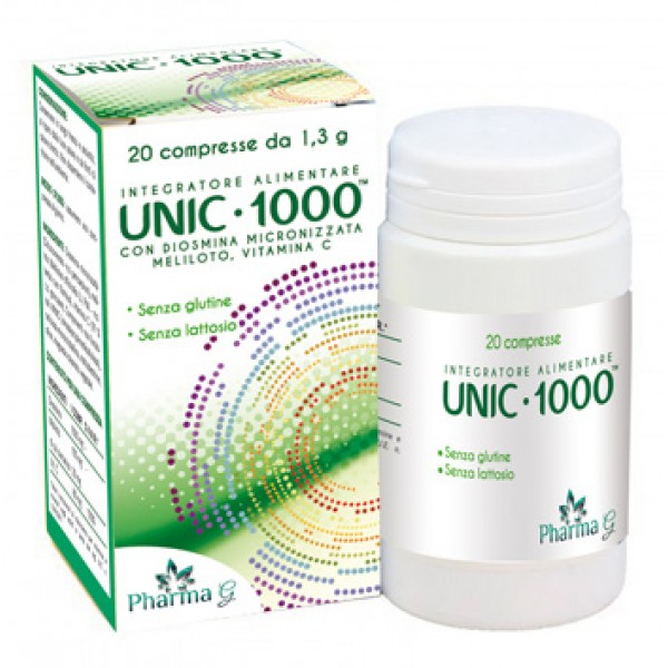 UNIC*1000 20 Cpr
