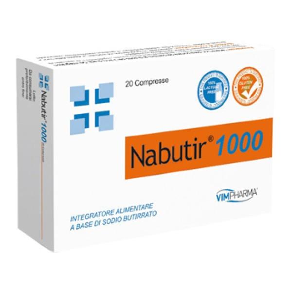 NABUTIR*1000 20 Cpr