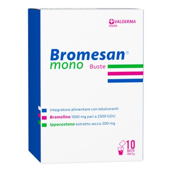 Bromesan Mono 10 Bustine - Integratore Alimentare