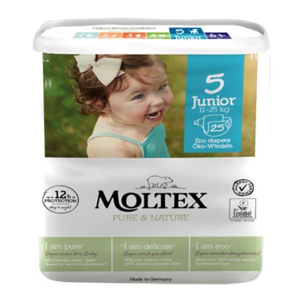 MOLTEX Pure&Nat.5(11-25)J 25pz