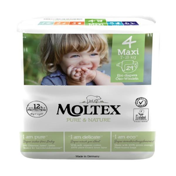 MOLTEX Pure&Nat.4(7-18)Mx 29pz