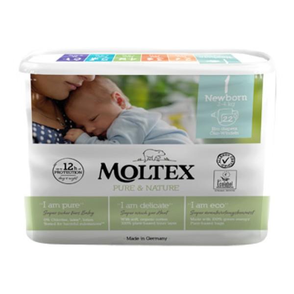 MOLTEX*Pann.1 N-Born 2-4Kg23pz