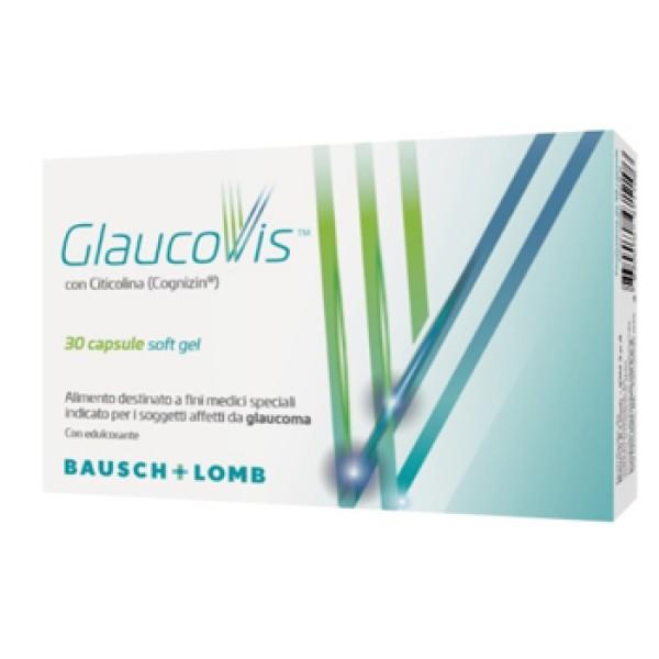 GLAUCOVIS 30 Cps Softgel