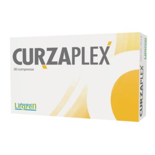 Curzaplex 30 Compresse - Integratore Alimentare