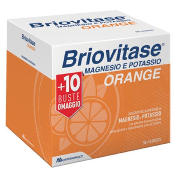 Briovitase Orange 30+10 Buste - Integratore Alimentare