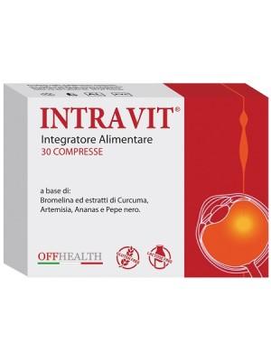 Intravit 30 Compresse - Integratore Antiossidante per il Microcircolo