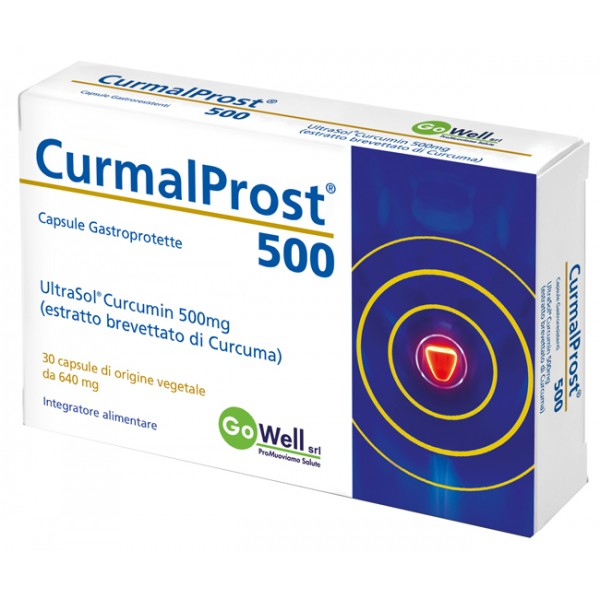 CURMALPROST 500 30 Cps