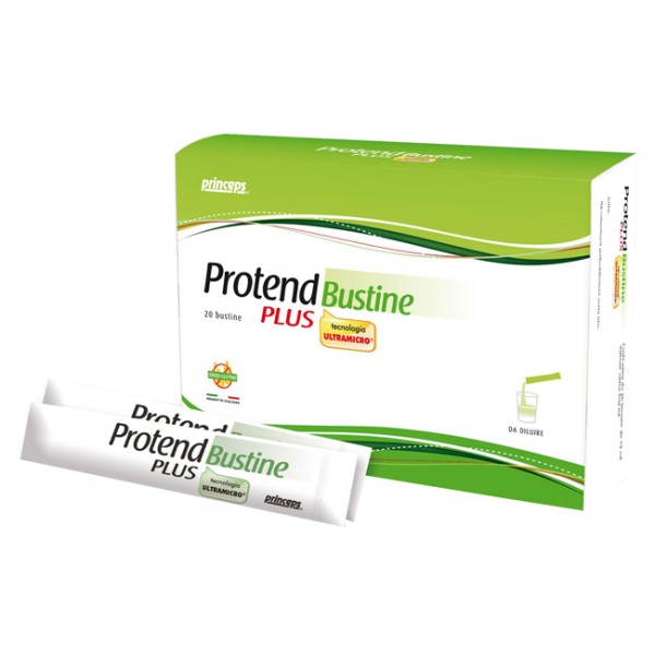 PROTEND Plus 20 Bust.